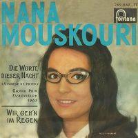 Cover Nana Mouskouri - Die Worte dieser Nacht