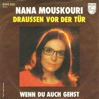 Cover Nana Mouskouri - Draussen vor der Tür