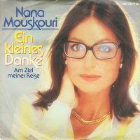 Cover Nana Mouskouri - Ein kleines Danke