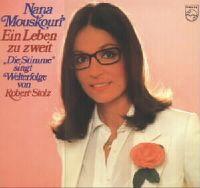 Cover Nana Mouskouri - Ein Leben zu zweit