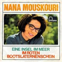 Cover Nana Mouskouri - Eine Insel im Meer
