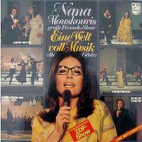 Cover Nana Mouskouri - Eine Welt voll Musik - Nana Mouskouris grosse Fernseh-Show
