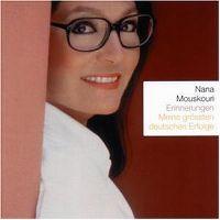 Cover Nana Mouskouri - Erinnerungen - meine grössten Erfolge