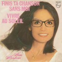 Cover Nana Mouskouri - Finis ta chanson sans moi