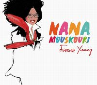 Cover Nana Mouskouri - Forever Young