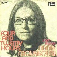 Cover Nana Mouskouri - Four And Twenty Hours