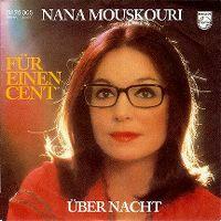Cover Nana Mouskouri - Für einen Cent