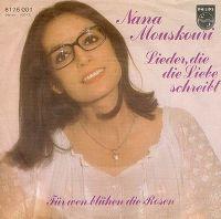 Cover Nana Mouskouri - Für wen blühen die Rosen