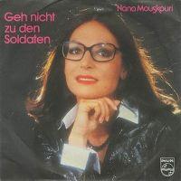 Cover Nana Mouskouri - Geh nicht zu den Soldaten