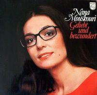 Cover Nana Mouskouri - Geliebt und bewundert