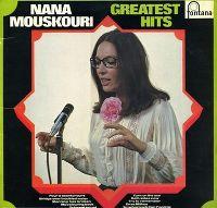 Cover Nana Mouskouri - Greatest Hits