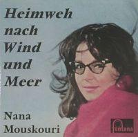 Cover Nana Mouskouri - Heimweh nach Wind und Meer