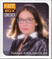 Cover Nana Mouskouri - Hit Box 3CD