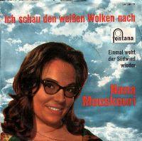 Cover Nana Mouskouri - Ich schau den weißen Wolken nach