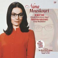 Cover Nana Mouskouri - In New York / Tragouda Hadjidakis