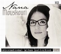 Cover Nana Mouskouri - International Album Collection Plus