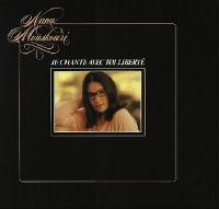 Cover Nana Mouskouri - Je chante avec toi liberté