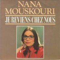 Cover Nana Mouskouri - Je reviens chez nous
