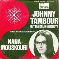 Cover Nana Mouskouri - Johnny Tambour
