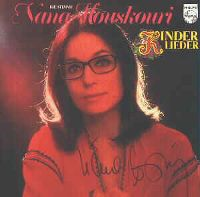 Cover Nana Mouskouri - Kinderlieder