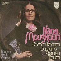 Cover Nana Mouskouri - Komm, komm, sag uns deinen Traum