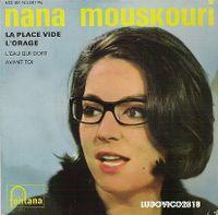 Cover Nana Mouskouri - La place vide