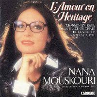 Cover Nana Mouskouri - L'amour en héritage