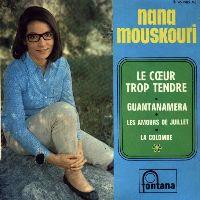 Cover Nana Mouskouri - Le cœur trop tendre