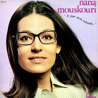 Cover Nana Mouskouri - Le jour où la colombe...