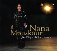 Cover Nana Mouskouri - Les 100 plus belles chansons