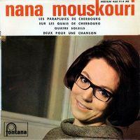 Cover Nana Mouskouri - Les parapluies de Cherbourg