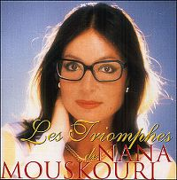 Cover Nana Mouskouri - Les triomphes de Nana Mouskouri