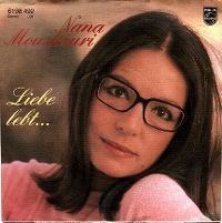 Cover Nana Mouskouri - Liebe lebt...