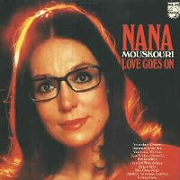Cover Nana Mouskouri - Love Goes On