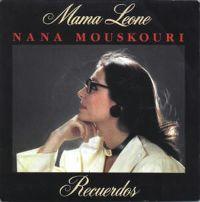 Cover Nana Mouskouri - Mama Leone