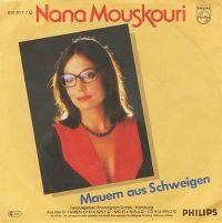 Cover Nana Mouskouri - Mauern aus Schweigen