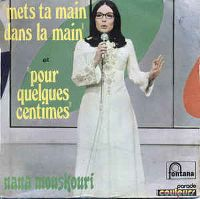 Cover Nana Mouskouri - Mets ta main dans la main
