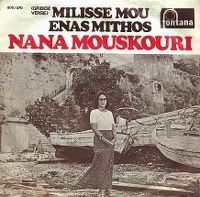 Cover Nana Mouskouri - Milisse mou