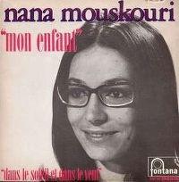 Cover Nana Mouskouri - Mon enfant