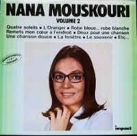 Cover Nana Mouskouri - Nana Mouskouri (Volume 2)