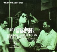 Cover Nana Mouskouri - Nana Mouskouri In New York