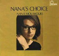 Cover Nana Mouskouri - Nana's Choice