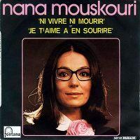 Cover Nana Mouskouri - Ni vivre, ni mourir