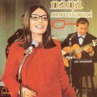 Cover Nana Mouskouri - Olympia 1967