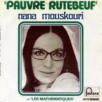 Cover Nana Mouskouri - Pauvre Rutebeuf