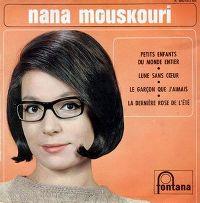 Cover Nana Mouskouri - Petits enfants du monde entier