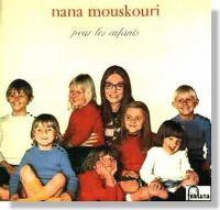 Cover Nana Mouskouri - Pour les enfants