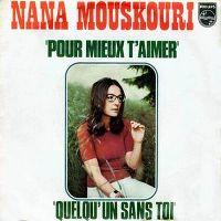 Cover Nana Mouskouri - Pour mieux t'aimer