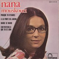 Cover Nana Mouskouri - Puisque tu m'aimes