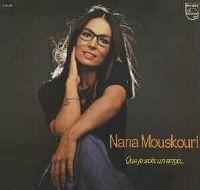 Cover Nana Mouskouri - Que je sois un ange...